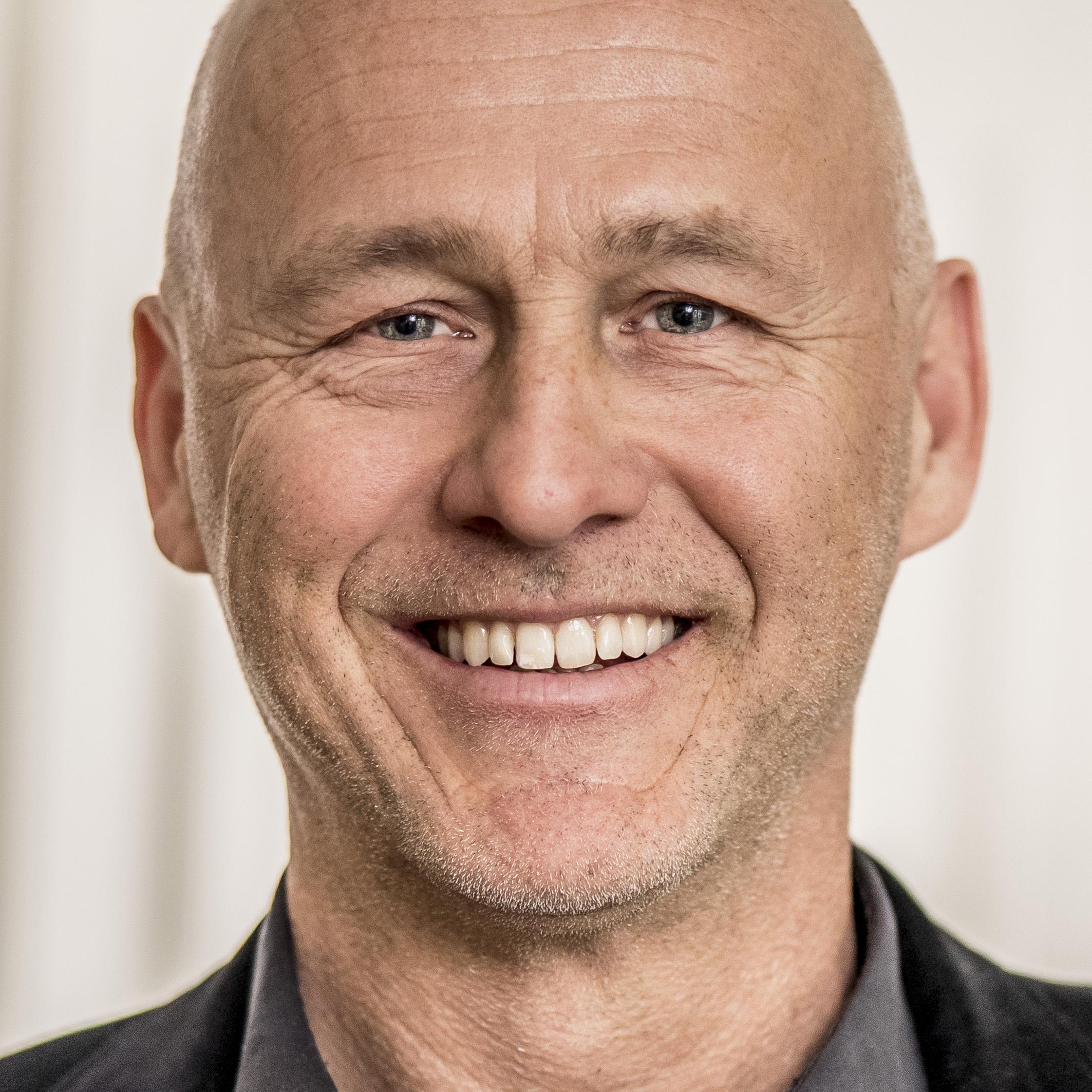 Portrait Reto Müller